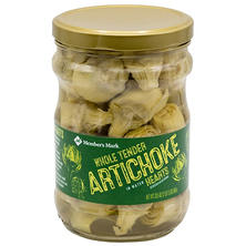 Daily Chef Whole Artichoke Hearts (33.5 oz.)