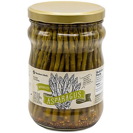 Member's Mark Marinated Asparagus (33.5 oz.)