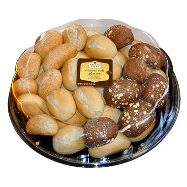 Artisan Fresh Dinner Roll Tray - 36 ct.