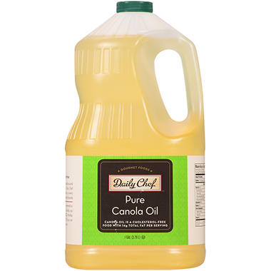 Daily Chef Pure Canola Oil - 1 gal.