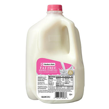 Member's Mark Fat Free Skim Milk (1 gal.)