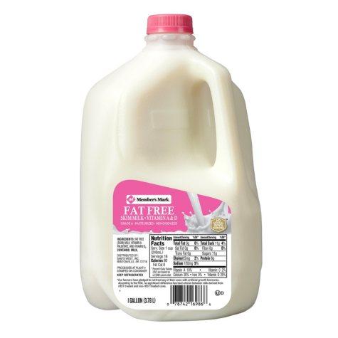 Member's Mark Fat Free Skim Milk (1 gal.)
