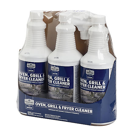 Member's Mark Commerical Oven, Grill and Fryer Cleaner by Ecolab (32 oz , 3  pk )