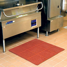 Member's Mark Commercial Grease-Proof Floor Mat (3' x 3')
