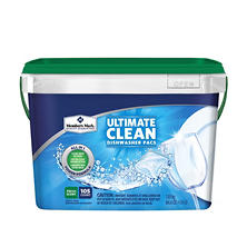 Member's Mark Ultimate Clean Automatic Dishwasher Pacs (105 ct.)