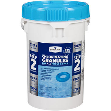 Member's Mark Chlorinating Granules (50 lbs.)