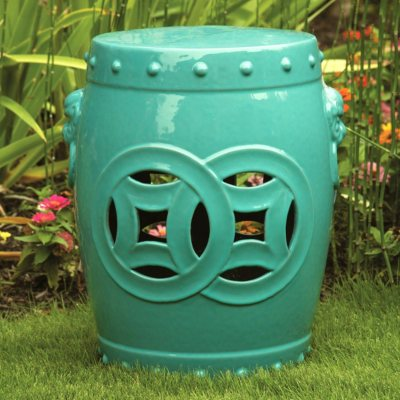 Ceramic Garden Stool 18 Sams Club