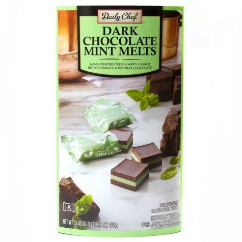Daily Chef Dark Chocolate Mint Melts