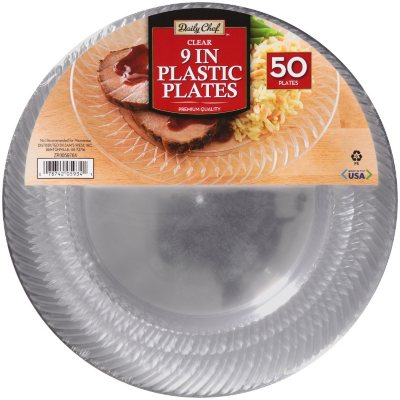 Mesmerizing Discount Clear Plastic Plates Images Best Image Engine