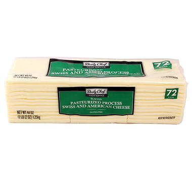 Daily Chef Sliced Swiss American (44 oz.)