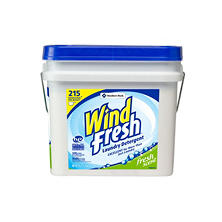 Member's Mark WindFresh Laundry Detergent Bucket - 200 Loads - 32.5 lbs.