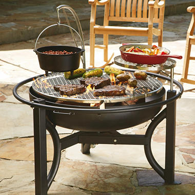 Member's Mark Open-Pit Cowboy Grill - Sam's Club