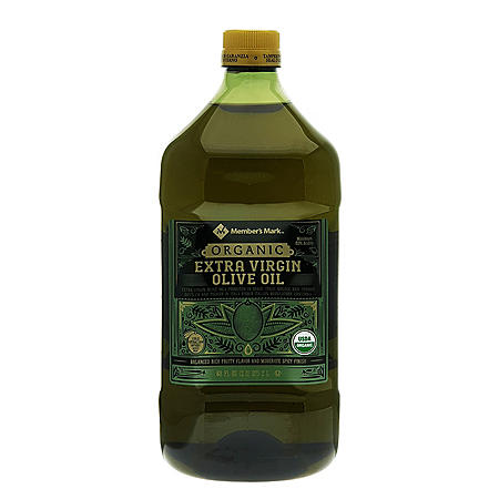 Member's Mark Organic Extra Virgin Olive Oil (2 L)