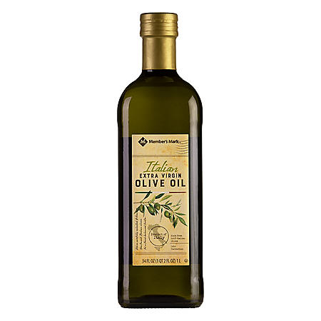Member's Mark 100% Italian Extra Virgin Olive Oil (1 L)