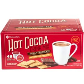 Member's Mark Single Serve Hot Cocoa (48 ct.)