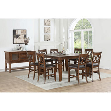 Memberu0027s Mark Aldridge 9 Piece Dining Set