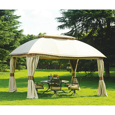 Member's Mark Domed Gazebo - 10' x 13'