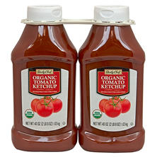 Daily Chef Organic Tomato Ketchup (40 oz. bottle, 2 pk.)