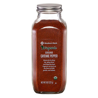 Member's Mark Organic Ground Cayenne Pepper (8 oz.)