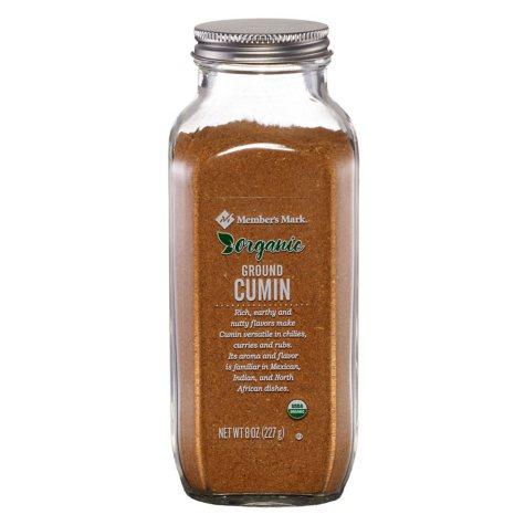 Member's Mark Organic Ground Cumin (8 oz.)