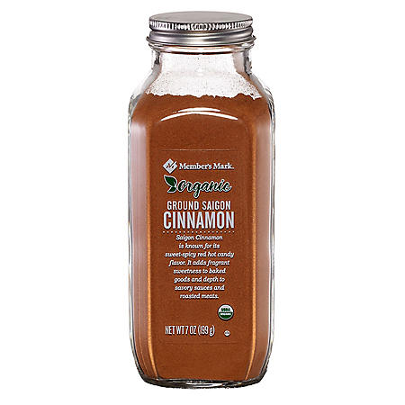 Member's Mark Organic Ground Cinnamon (7 oz.)