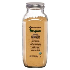 Member's Mark Organic Ground Ginger (7.5 oz.)