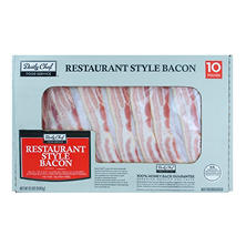 Daily Chef Foodservice Bacon (10 lbs.)
