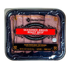 Member's Mark Seasoned Angus Roast Beef  (22 oz.)