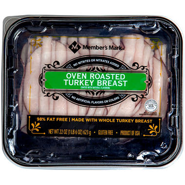 Member's Mark Oven Roasted Turkey Breast (1 lb. 6 oz.)