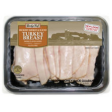 Daily Chef Smoked & Sliced Turkey Breast