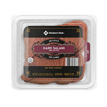 Member's Mark Sliced Hard Salami (22 oz.)