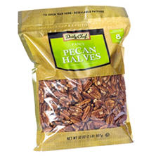 Daily Chef Pecan Halves (2 lb.)