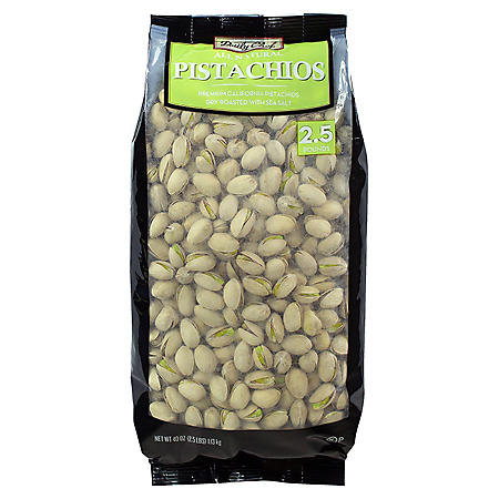 Daily Chef Pistachios (2.5 lbs)