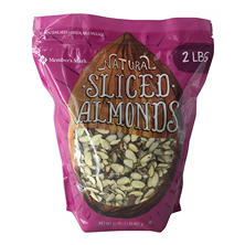 Member's Mark Natural Sliced California Almonds (32 oz.)