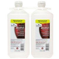 2-Pack Member's Mark 91% Isopropyl Alcohol, 32 fl. oz.