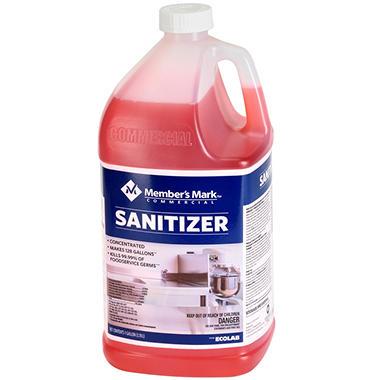 Member\'s Mark Commercial Sanitizer (128 oz.) - Sam\'s Club