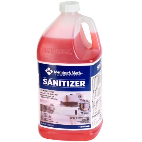 Member's Mark Commercial Sanitizer (128 oz.)