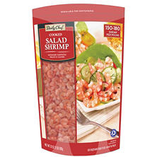 Daily Chef  Cooked Salad Shrimp  (32 oz.)