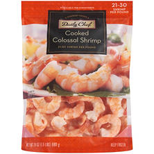 Daily Chef™ Cooked Colossal Shrimp - 24 oz.