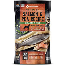 Member's Mark Exceed Grain-Free Dog Food, Wild-Caught Salmon & Peas (30 lbs.)