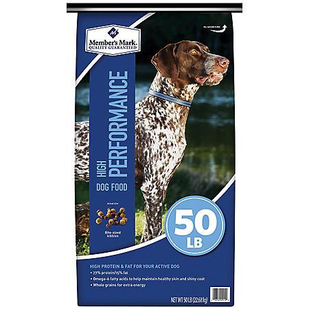 Member's Mark High-Performance Dry Dog Food (50 lbs.)