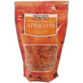 Daily Chef Dried Mediterranean Apricots (26 oz.)