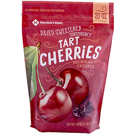 Member's Mark Dried Montmorency Tart Cherries (20 oz.)