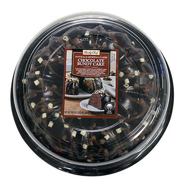 Sams Club Chocolate Bundt Cake