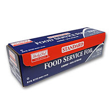 "Daily Chef Standard Foodservice Foil, 12"" x 1000'"