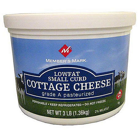 Members Mark® Cottage Cheese - 3 lb.