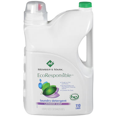 Member's Mark? EcoResponsible Laundry - 170 oz