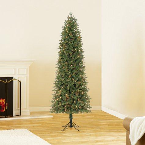 7 ft Member's Mark Artificial Pre-Lit Dawson Pine Christmas Tree