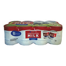 Daily Chef Evaporated Milk (12 oz. cans, 8 pk.)