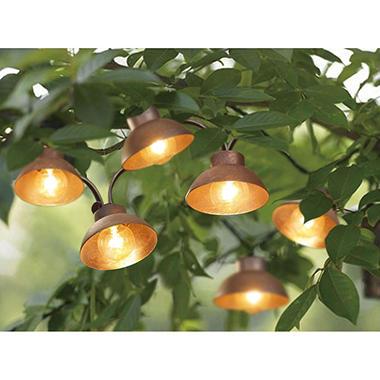 Lantern Patio Lights 50 Count
